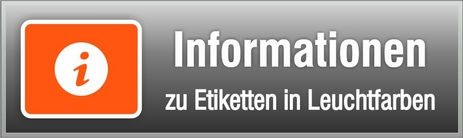 Informationen Etiketten in Leuchtfarben